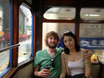 Brian and Mari